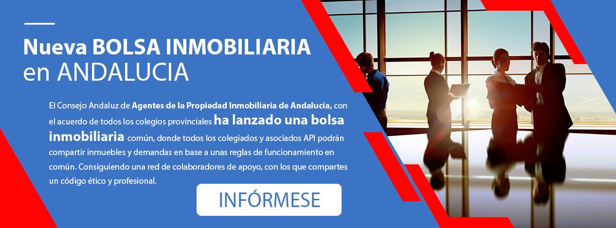 BOLSA INMOBILIARIA API ANDALUCIA